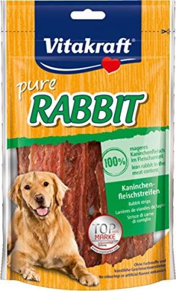 Vitakraft RABBIT Kaninchenfleischstreifen, 80 g