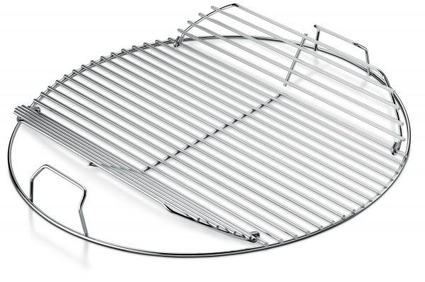 Weber Grillrost für Holzkohlegrills Ø47cm klappbar, verchromt