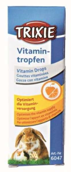 Trixie Vitamintropfen, 15 ml