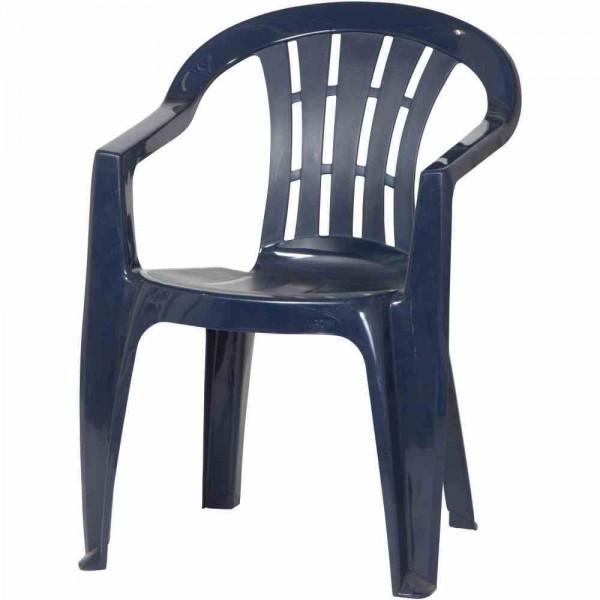 Jardin Cuba Stapelsessel blau Kunststoff | Sessel stapelbar ...