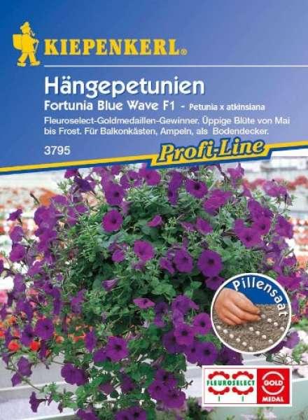 Kiepenkerl Petunien Wave Blue