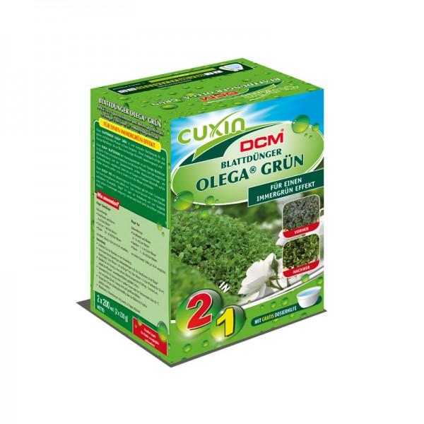 CUXIN DCM Blattdünger Olega-Grün: 2 in 1, 400 ml