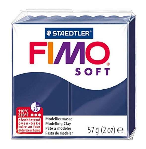 Fimo soft 57g nachtblau