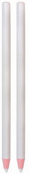 Esschert Design permanente Wachsstifte, 2er Set, aus dem Material ?Wachs und Papier?, 0,8 x 0,8 x 16,5 cm