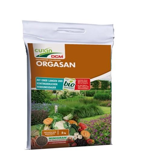 CUXIN DCM Orgasan Organischer Volldünger 5 kg