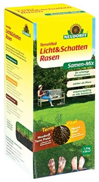Rasen Mix Licht+Schatten 1,5kg 50qm