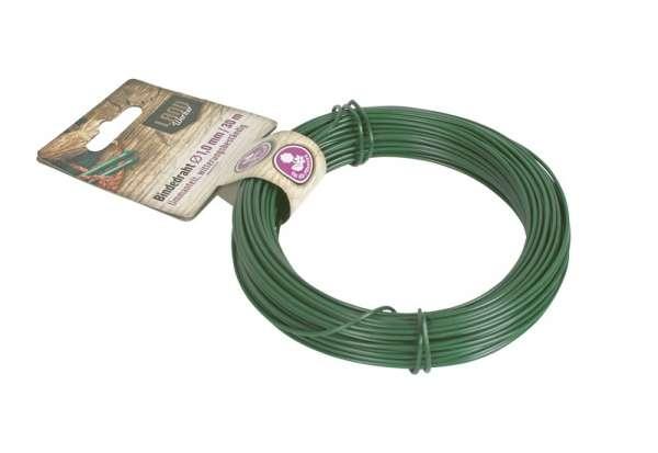 Landwerker Bindedraht 1,0mm 30m grün