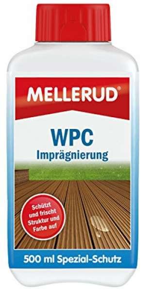 Mellerud WPC Imprägnierung 0,5 L, 1 Stück, 2001002800