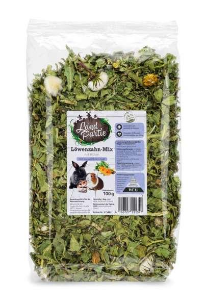 LandPartie Löwenzahn-Mix mit Blüten 100g