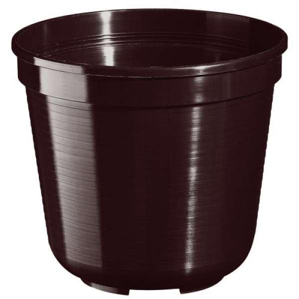 Lippert 806 014 07 Blumentopf Standard Durchmesser 14 cm, braun