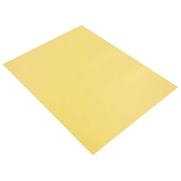 Crepla Platte 30x40cm gelb