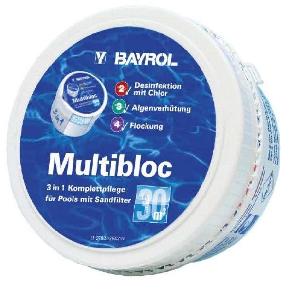 BAYROL Multibloc für 30m3 650g