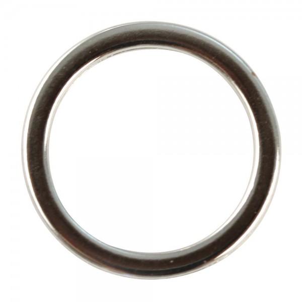 Schmuckring 5mm 4St. silber