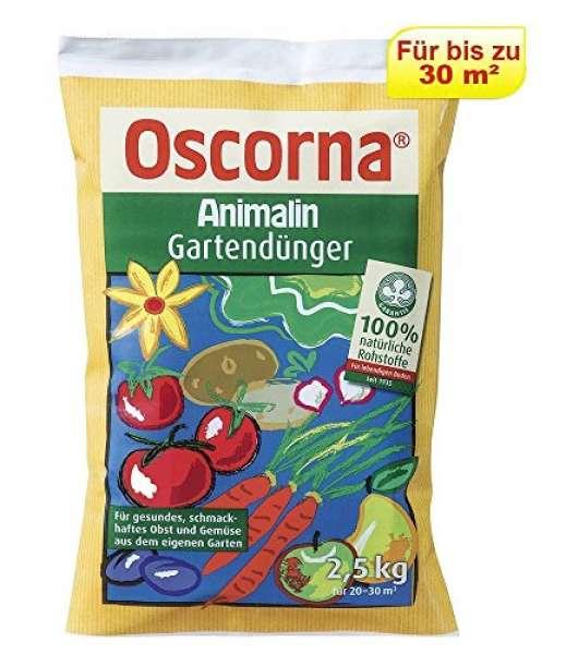 Oscorna Animalin Gartendünger 2,5 kg