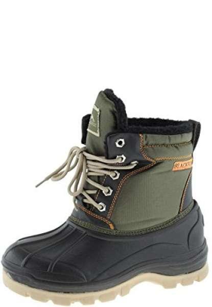 AJS Blackfox Schuh Alaska kaki