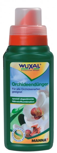 Wuxal Orchideendünger 0,25 Liter