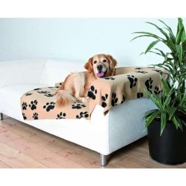 Trixie Fleecedecke Barney beige 150x100 cm