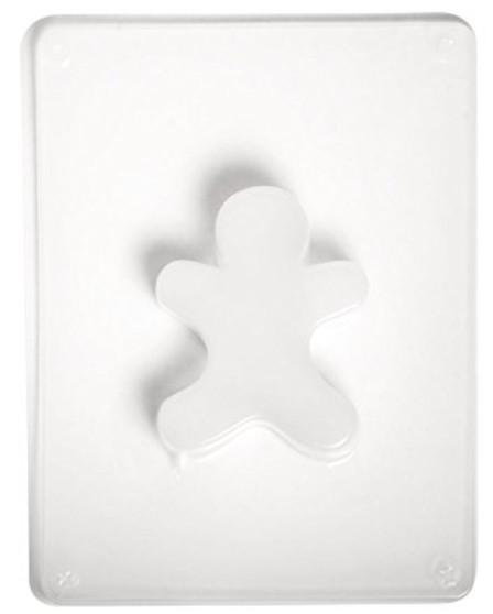 Gießform Lebkuchenmann 5,5 x 6,5 x 1,7 cm