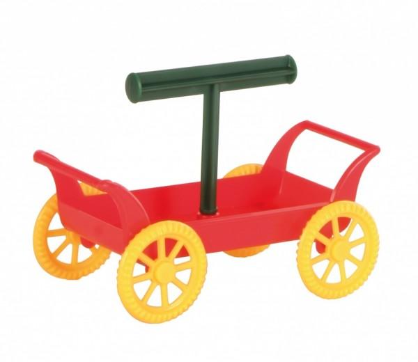 Trixie Wagen mit Sitzstange, 10 cm