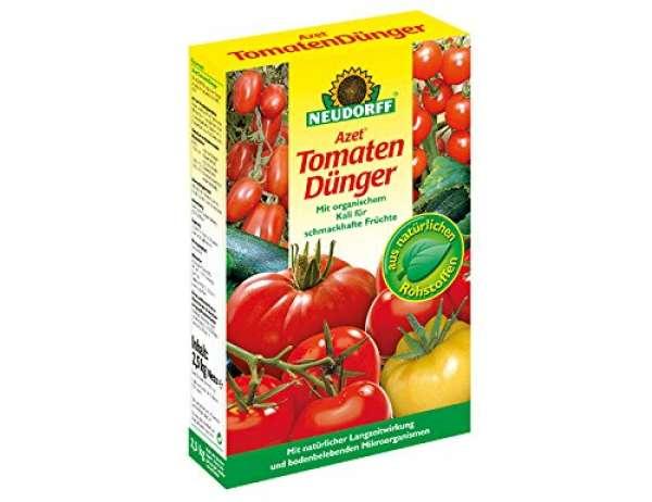 NEUDORFF Azet Tomaten Dünger 2,5 kg