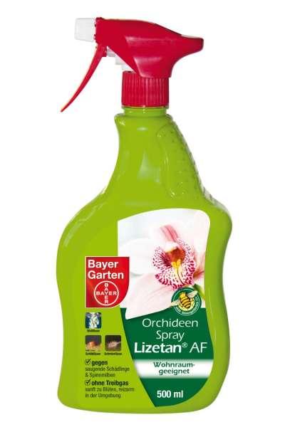 Bayer Garten Orchideen Spray Lizetan AF 500ml