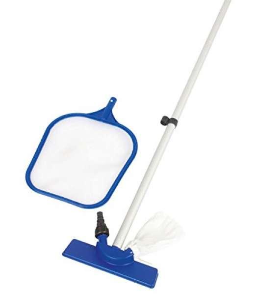 Bestway Reinigungsset 203 cm für Pools bis Durchmesser 366 cm