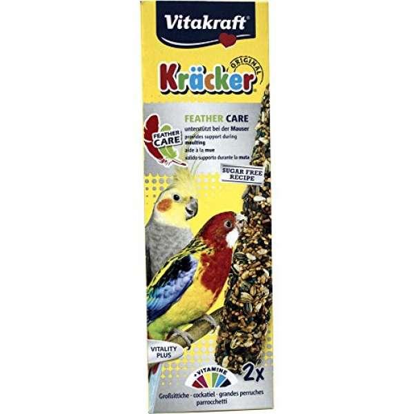 Vitakraft Kräcker Original Feather Care 2 Stück