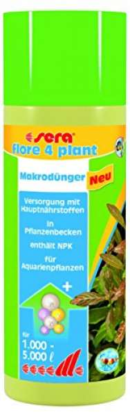 sera flore 4 plant 250ml