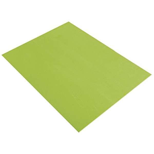Moosgummi Platte 2mm 20x30cm grün hell