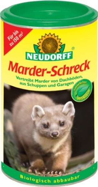 Marder +Waschbär Schreck ND 300g