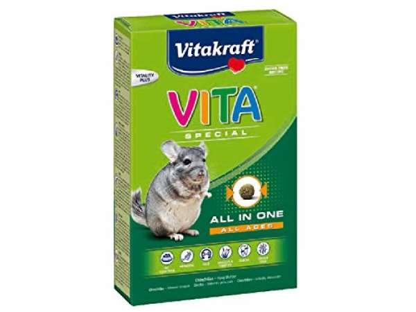 Vitakraft VITA Special All Ages für Chinchilla - 600g