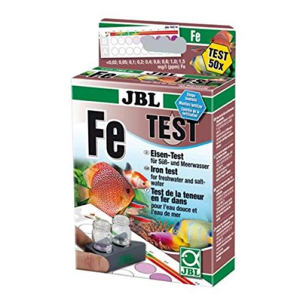 JBL Fe Eisen Test