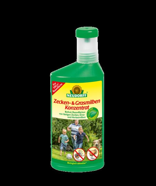 NEUDORFF Zecken- und Grasmilben Konzentrat, 500 ml