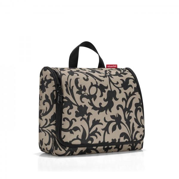 reisenthel® Toiletbag XL taupe baroque