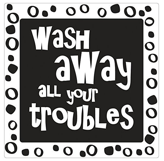 Labels GB wash away all your troubles