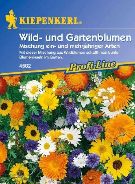 Kiepenkerl Wild u. Gartenblumen Mix