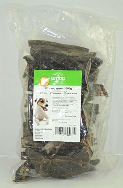 arriba Hundesnack 1kg Rinderpansen