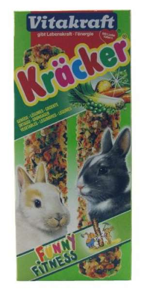 Vitakraft Kräcker Original Gemüse & Rote Beete 2 Stück