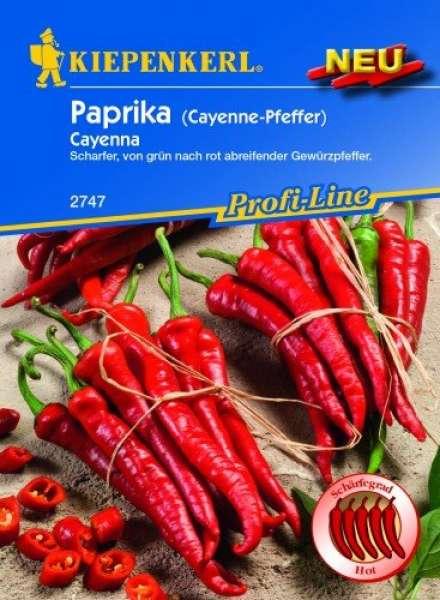 Paprika Cayenna NE