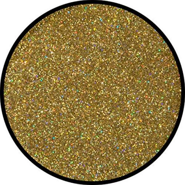 Gold-Juwel fein holographisch 6g