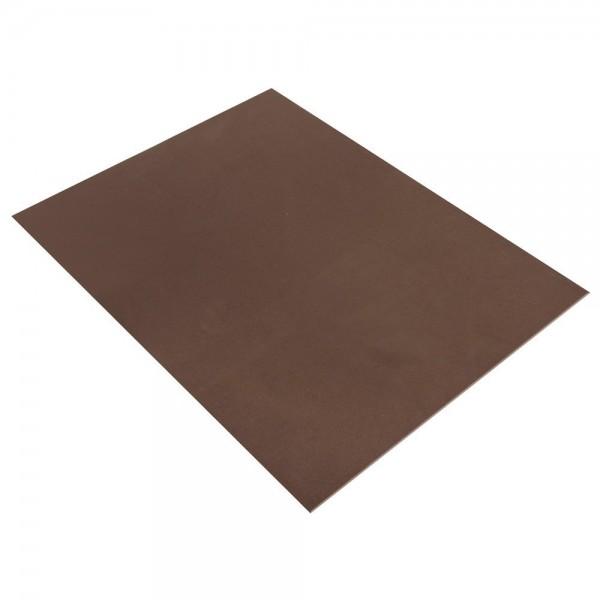 Crepla Platte 2mm 30x40cm dunkelbraun