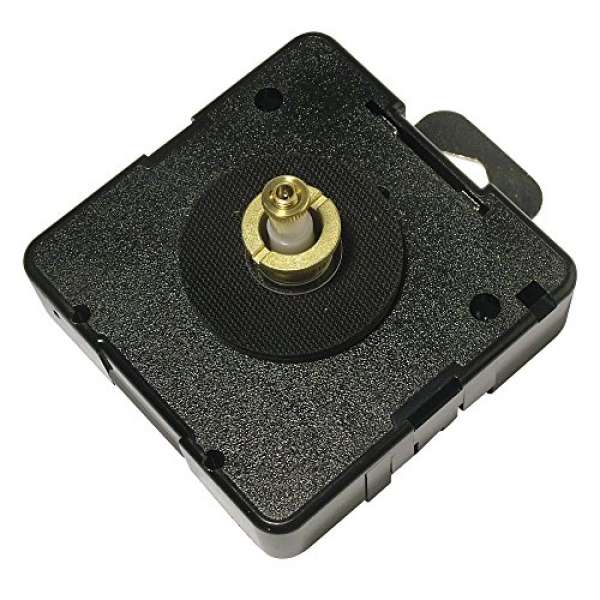 Uhrwerk Quarz 16,2mm Achse montiert