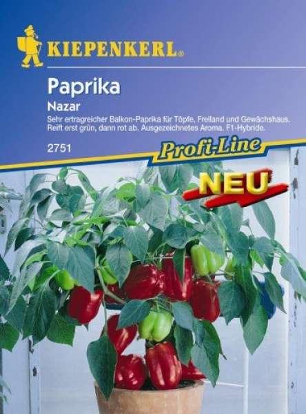 Kiepenkerl Paprika Nazar