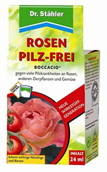 Boccacio Rosen Pilz-Frei 24ml
