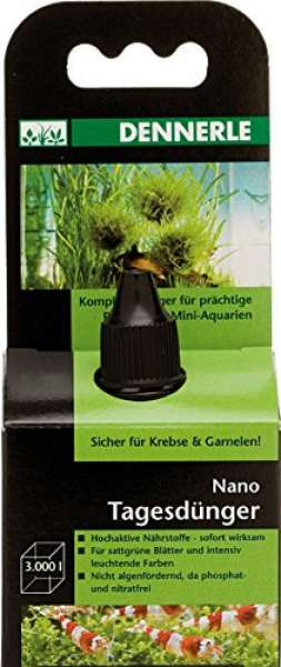 Dennerle 7004087 Nano Tagesdnger 15 ml