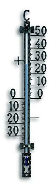 TFA Thermometer Outdoor 12.5000 165 mm, Schwarz