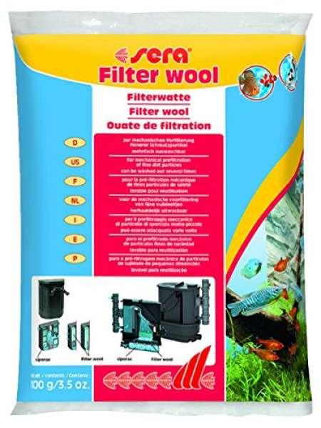 Filterwatte 100g