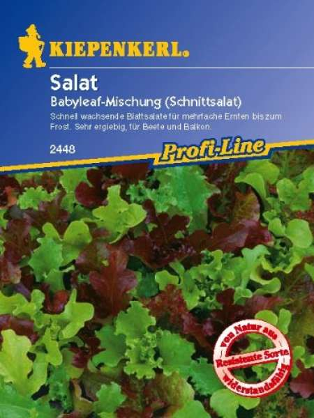 Kiepenkerl Salat Babyleaf-Mischung