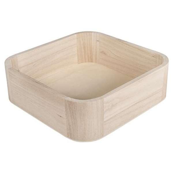 Holz Tray 22,5x22,5x7cm