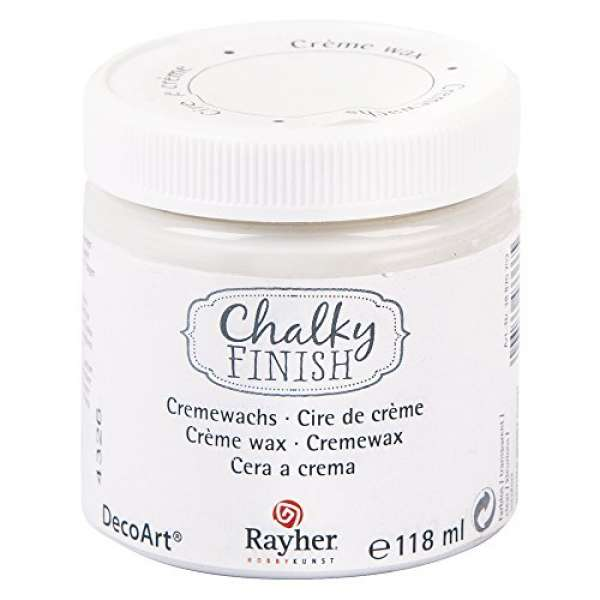 Chalky Finish Cremewachs 118ml farblos